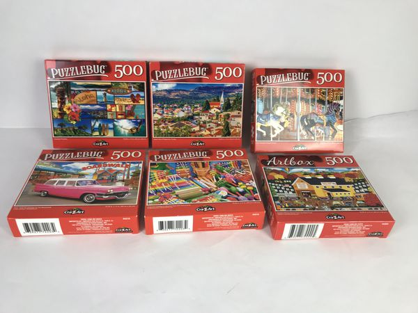 Puzzles -Brand New 500 pieces Disney -Scenic