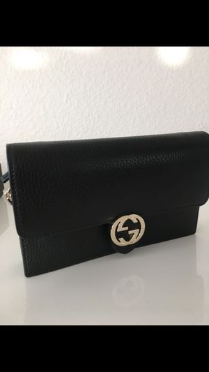 NWT GUCCI Interlocking wallet SOLD OUT for Sale in Scottsdale, AZ