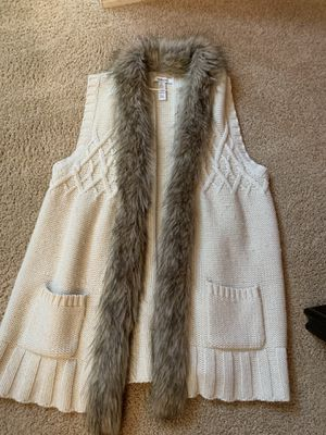 Inc sweater vest for Sale in Temecula, CA