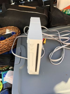 Wii Console and Controllers for Sale in Sterling, VA