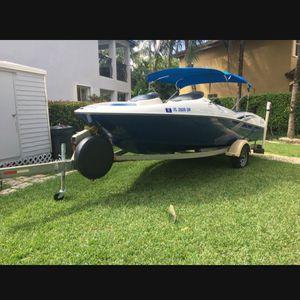 20 Ft Yamaha Jet Boat for Sale in Fort Lauderdale, FL