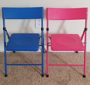Kids Chair [Pink & Blue] for Sale in Franklin, TN