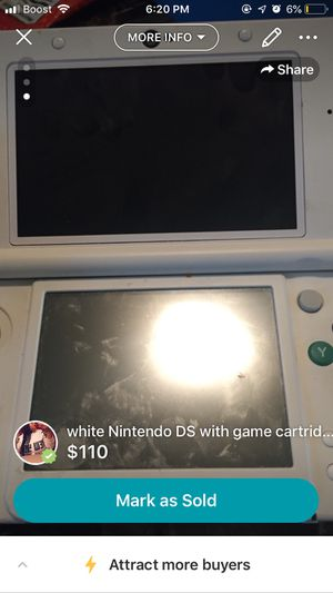 Nintendo DS for Sale in Baltimore, MD