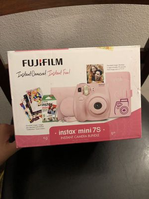 Fujifilm instax 7s for Sale in Phillips Ranch, CA