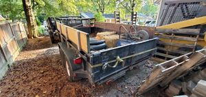2004 EZ Dumper trailer. 7'x12' for Sale in Cary, NC