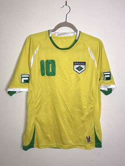 Fila Brazil DROGBA BARCELONA No. 10 Soccer (Medium) Jersey for Sale in French Creek,  WV