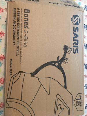 Saris Bones 2-Bike Trunk Rack for Sale in Tarpon Springs, FL