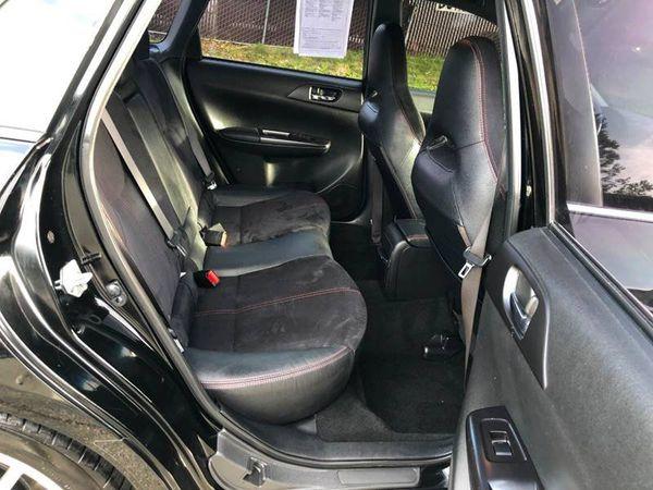 2011 Subaru Impreza Sedan WRX