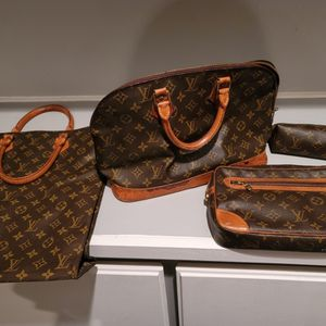 Vintage Louis Vuitton Purses for Sale in Perris, CA