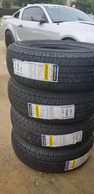GoodYear Endurance ST205-75-R14 Load Range D for Sale in Murfreesboro, TN