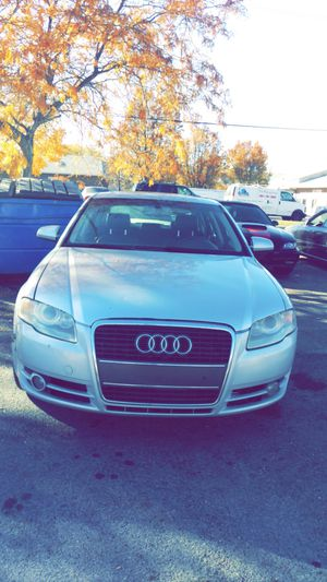 Audi A4 B7 2.0 Turbo AWD 6speed for Sale in Salt Lake City, UT