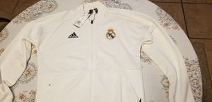 Adidas real madrid jacket size L - M - S for Sale in El Mirage, AZ