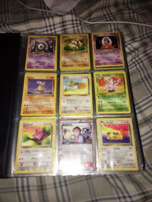 Rare pokemon 1995 for Sale in Pleasant Grove, UT