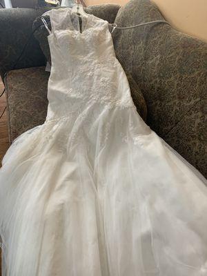 David bridal wedding dress for Sale in Philadelphia, PA