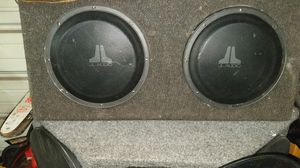 Jl audio dvc 10s for Sale in Tenino, WA
