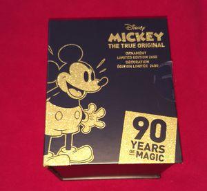 Disney Mickey The True Original Ornament LE 2600 for Sale in Houston, TX