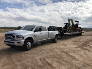 40' PJ FD 30k air ride gooseneck trailer flat deck for Sale in Phoenix, AZ