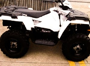 URGENT$800 For sale 2014 Polaris Sportsman Clean tittle Runs and drives great.,no issues! for Sale in Washington, DC
