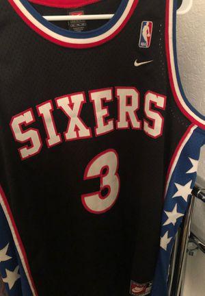 XL Allen Iverson jersey for Sale in Orlando, FL