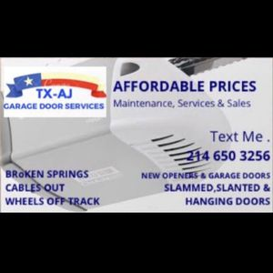 Garage Door & Openers for Sale in Grand Prairie, TX