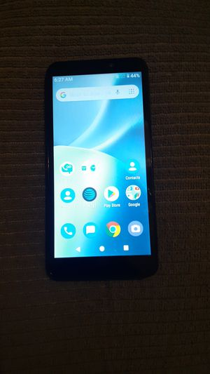 AT&T Radiant Core 4g network speed New for Sale in Hemet, CA