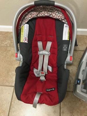 Graco Car Seat plus base for Sale in Phoenix, AZ