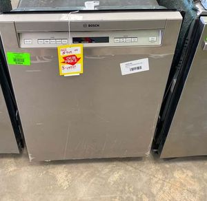 Bosch SHEM63W55N dishwasher 😎😎😎 11W for Sale in Houston, TX