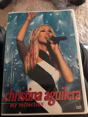 Christina Aguilera dvd for Sale in Sloughhouse, CA