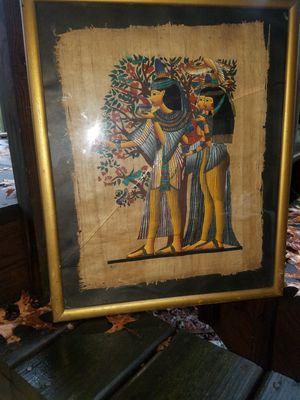 Egyptian Frames Art for Sale in Fairfax, VA