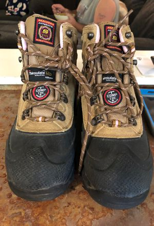 Sketchers women's composite toe work boot for Sale in Southampton Township, NJ
