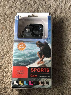 Full Hd 1080p Sports Cam for Sale in Boca Raton, FL