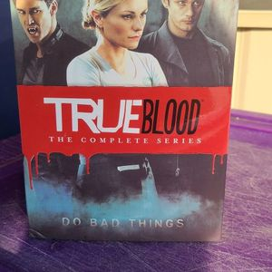 The True Blood Complete Series For $60 for Sale in Davenport, FL