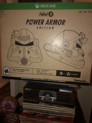 Fallout 76 T51B Power Armor Edition for Sale in Greenville, SC