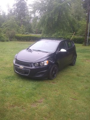 2013 Chevy Sonic 3,250 obo for Sale in Gig Harbor, WA