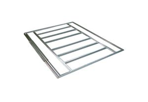 Arrow Shed - Floor Frame Kit for 5 x 4 ft., 6 x 5 ft. for Sale in Miami, FL