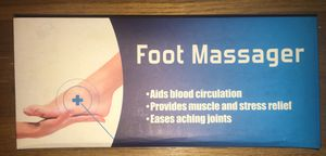 HiDow Foot Massager Onesize for Sale in Orchard Park, NY