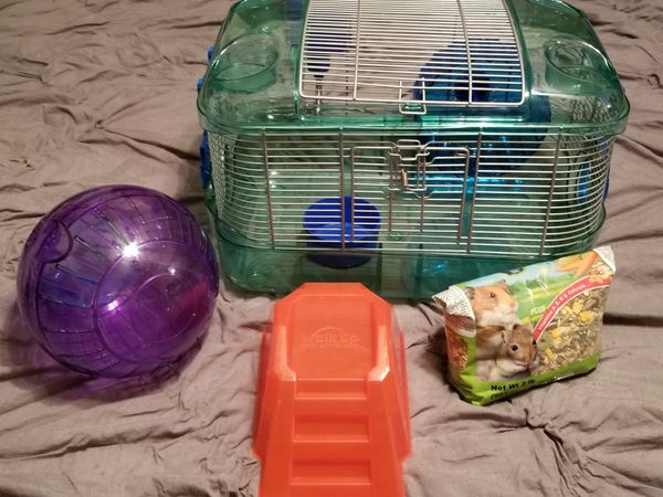 Hampster Stuff