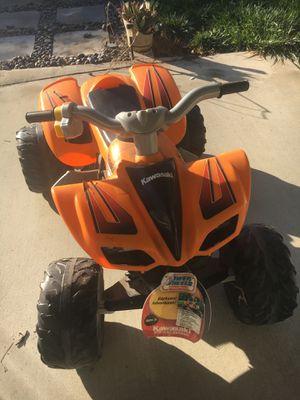 Kawasaki kids electric ATV for Sale in Elk Grove, CA