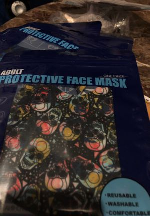 Cute skull face mask for Sale in Baltimore, MD