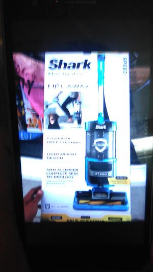 Shark vacuum for Sale in Whittier, CA