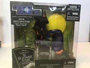 Disney Tim burton the nightmare before Christmas jack skellington's house for Sale in Los Angeles, CA