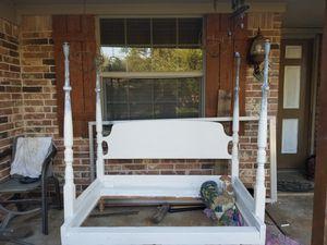 Custom porch swing bed for Sale in Hurst, TX