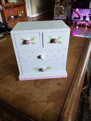 Childs music/jewelry chest for Sale in Saint Charles, MO