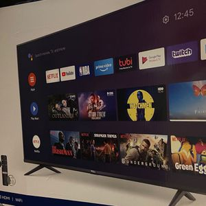 """TCL - 55"""" Class 4 Series LED 4K UHD Smart Android TV for Sale in Beavercreek, OR"""