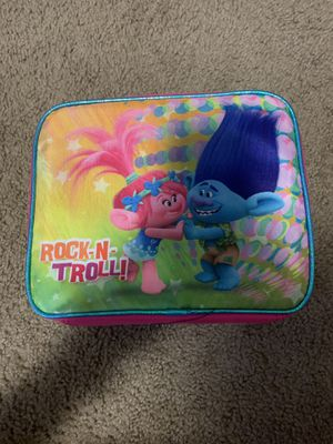 Trolls lunch box for Sale in Milwaukie, OR