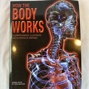 How The Body Works Anatomy Book for Sale in Orlando, FL