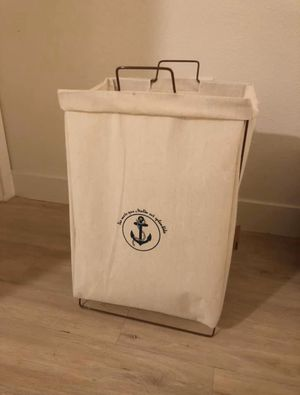 Foldable laundry basket for Sale in Redwood City, CA