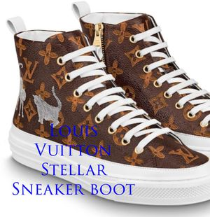 ❤Louis Vuitton Stellar Sneaker Boot. ❤ BNIB for Sale in Citrus Heights, CA