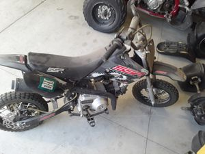 SSR 70 pit bike. Can't show this idea until Saturday because I work for Sale in Bakersfield, CA