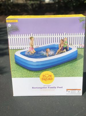 """10' X 22"""" Deluxe Rectangular Family Pool for Sale in Queens, NY"""
